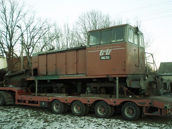 Geležinkelio infrastruktūra